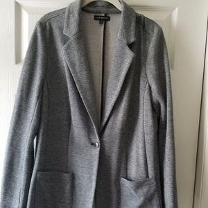 Single bottom blazer